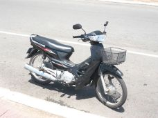 Honda Dream motorbike